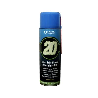 QUIMATIC 20 – Super Lubrificante Industrial de longa duração