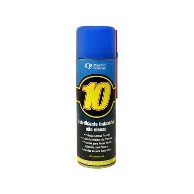 QUIMATIC 10 – Lubrificante Industrial Não Oleoso