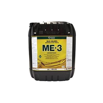 ME 3 – Óleo Solúvel Sintético de Base Vegetal