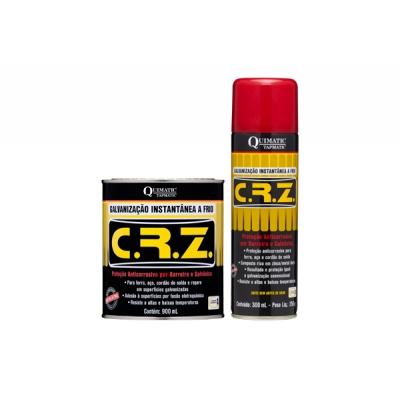 C.R.Z. – Galvanização Instantânea a Frio